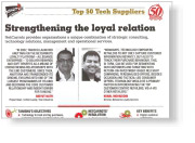 Strengthening the loyal relation